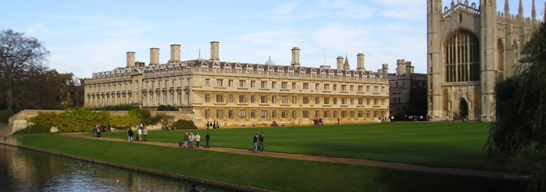 oxford clare college and kingschapel