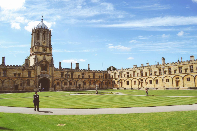Oxford - Christchurch