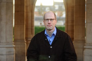 Prof. Nick Bostrom (image credit: Ken Tancwell)